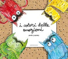 The Colour Monster Pop-Up : Anna Llenas : 9781783703562 Pop Up, Spanish Colors, Up Book, Feelings And Emotions, The Conjuring, Nonfiction Books, Handmade Crafts, Childrens Books, Amazon Fr
