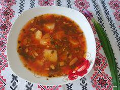 Lulu - Povesti din Bucatarie: Bors de cartofi si ciuperci Chana Masala, Stevia, Ethnic Recipes, Food, Essen, Meals, Yemek, Eten