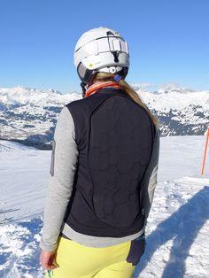 Dainese Flexagon PL Waistcoast (recenze) #recenze #snowcz