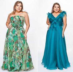 modelos de vestidos para madrinha de casamento para gordinhas
