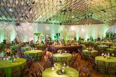 Friday Pinterest Finds: Green Gala Inspiration - Social Tables | Blog | SocialTables.com | Event Planning Software