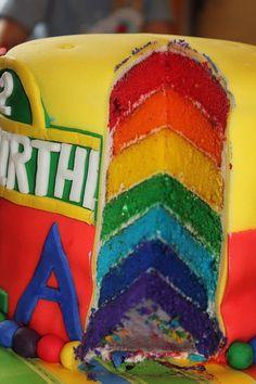 Best Kids Parties: Sesame Street — My Party Sesame Street Birthday Cakes, Elmo Birthday Cake, Sesame Street Cake, Elmo Cake, Birthday Fun, First Birthday Parties, Birthday Party Themes, Oreo Dessert, Duncan