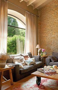Minty Inspirations | wystrój wnętrz, dodatki i dekoracje do domu, zdjęcia, inspiracje: Przytulne mieszkanie w dawnej stajni