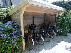 Tuinhuis - Steigerhout Het Gooi