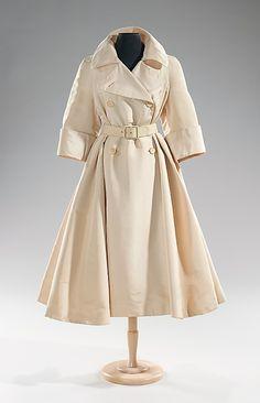 Coat 1955, Elegancia vintageque nunca pasa de moda