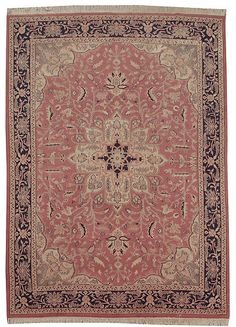 Pink Persian - Oriental Rug Imports