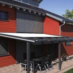 Erhardt Terrassendach T100 Mit Markise Das Preiswerte