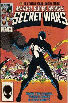 Best 1980s Comic Book Covers