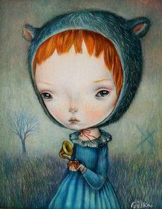 "Dilka Nassyrova (Dilka Bear): ""Kingdom of Broken Dreams"""