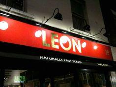 Leon    36-38 Old Compton Street  London W1D 4TT  (Soho)