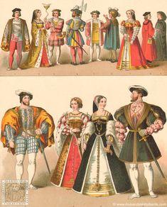 como vestia clase baja española en siglo xv - Bing Imágenes