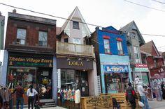 Exploring Toronto's Kensington Market Neighbourhood: A Travel Guide – Brittany's Adventures Toronto City, Canada Travel, Niagara Falls, Prompts, Great Places, South America, Ontario, Travel Guide, Exploring