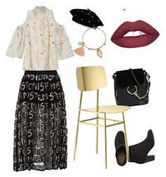 """""""nice bohemia"""" by trompjster on Polyvore featuring Alice + Olivia, Chloé, Steve Madden and Ghidini 1961"""