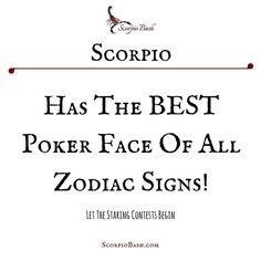#ScorpioBabe ♏