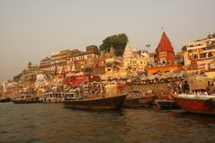 Varanasi, India_by ariadine menezes