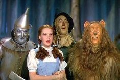 """Which Character From """"The Wizard Of Oz"""" Are You? Are you a homebody like Dorothy? A romantic like the Tin Man? Perhaps you have a dark side that's similar to that of the Wicked Witch?"""