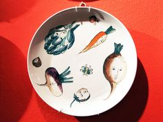 fornasetti - out of 1,000 plates which is the piatto forte?