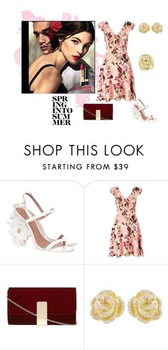 """""""Spring into Summer"""" by solbranca ❤ liked on Polyvore featuring Tory Burch, Miss Selfridge, Dorothy Perkins, Effy Jewelry and Dolce&Gabbana"""