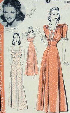 hollywood sewing pattern - Google Search