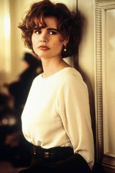 Geena Davis // Join the Ginger conversation: http://www.facebook.com/GingerGirlsFilm