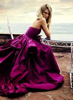 #RadiantOrchid : the color of the year. I love it so much!
