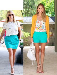 Love this look, Cute! Inspiration: Who What Wear