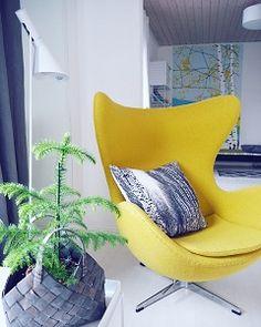 Lime Chair Photo | Sonja kodissa.com