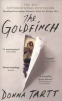 The Goldfinch by Donna Tartt.  Aged 13, Theo Decker, son of a devoted mother and a reckless, largely absent father, survives an accident that otherwise tears his life apart. Alone and rudderless in New York, he is taken in by the family of a wealthy friend. He is tormented by an unbearable longing for his mother, and down the years clings to one thing that reminds him of her: a small, strangely captivating painting that ultimately draws him into the criminal underworld.
