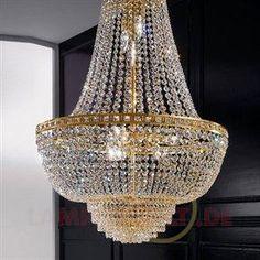Exklusiver Kronleuchter AMSTERDAM Kristall 9507657X
