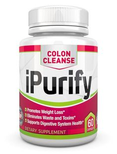 iPurify Colon Cleanse and Detox
