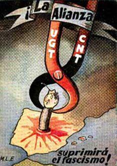 Alianza de CNT y UGT.