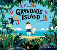 The colourful cover of this perfect picture book drew me in, the title intrigued me, and the story mesmerized me. I discovered Grandad's Island on the NEW shelf at my local library, but it is a boo…