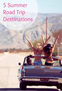 Where will you go with your girls before the summer ends?