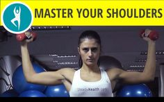 Master your shoulder muscles
