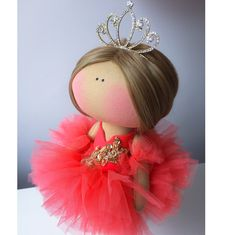#candy_dolls #handmade #портретнаякукла #сделанослюбовью #ручнаяработа Wooden Pegs, Sewing Dolls, Pretty Dolls, Fabric Dolls, Doll Patterns, Doll Clothes, Diy And Crafts, Projects To Try, Christmas Ornaments