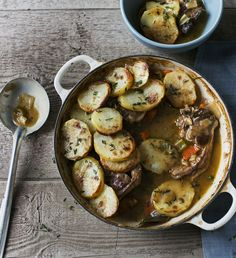 Nigel Slater's Lancashire hotpot  is so simple to make and so satisfying to eat - it will brighten up many a weekend