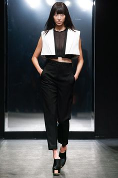 Vera Wang SS16 #NYFW