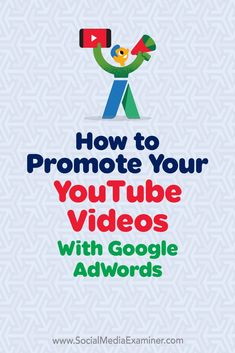 Want to promote your YouTube channel? Wondering how to get started? In this article, you'll discover how to set up a Google AdWords campaign with YouTube video. #YouTube #SocialMedia #SocialMediaMarketing #SocialMediaExaminer