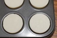 Lotion bars for winter with almond oil. Easy, cheap, excellent gifts. Like the ones they sell at Lush.