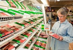 Red meat at the supermarket is not necessarily fresh! Fake red meat, like fake pink salmon, is a problem savvy consumers need to know how to avoid.  http://www.thehealthyhomeeconomist.com/why-supermarket-meat-is-always-unnaturally-red/