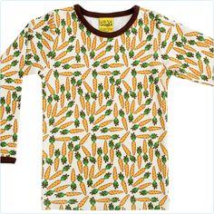 """Duns Shirt """"Karotten"""" - LolaKids"""