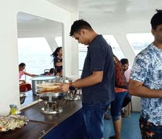 Explore a magnificent boat trip on 50 seated double deck Catamaran that offers you amazing sightseeing, wonderful leisure activities & delicious food Cruise Formal Night, Cruise Party, Water Sports Activities, Cruise Packages, Travel Organization, Cruise Travel, Boat Tours, Best Vacations, Goa