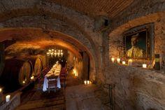 Sting's Villa in Tuscany - Villa Il Palagio