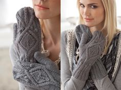 Vogue knitting Fall collection