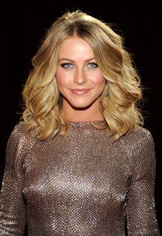 medium-blonde, medium-length, medium-curl