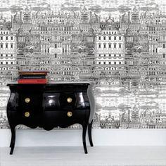 Piero Fornasetti Fornasetti Wallpaper Pattern Wallpaper And Sons - Piero fornasetti wallpaper designs