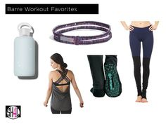 barre favorites
