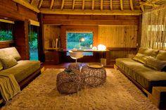 Guest villa study