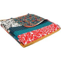 Found it at Wayfair - Boho Stripe Cotton Throw Blanket