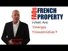 In this video, you are going to discover what 'Charges Trimestrielles' mean in a French property advertisement?